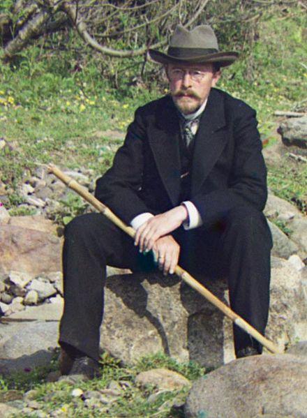 русский фотограф, погудин-горский, педагог, изобретатель